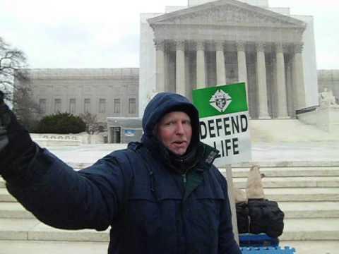 Mr Protester's Right2Life Video2
