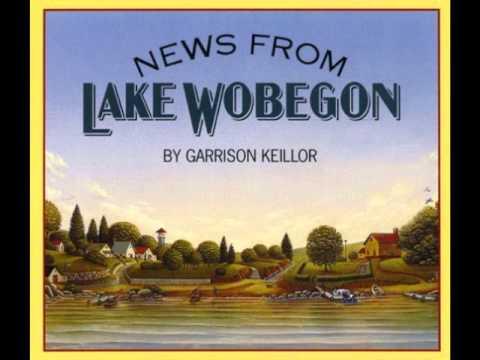 Prophet, News From Lake Wobegon (A Prairie Home Companion)