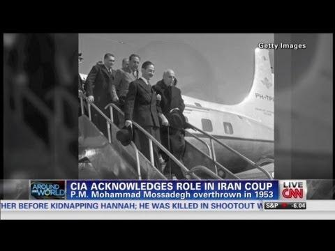 CIA involvement in 1953 Iranian coup