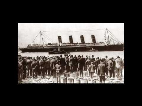 WWI - the Lusitania Conspiracy