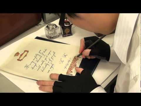 韓玉青老師教學-美術書法結合插畫設計-花環風格色鉛筆快速上色