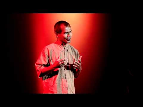 Jon Jandai - Life is easy. Why do we make it so hard?  TEDxDoiSuthep -