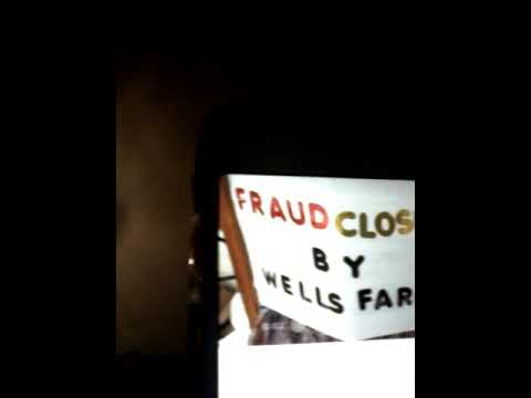 Fraudclosure ,   perjury and pure evil by wells fargo n our courts