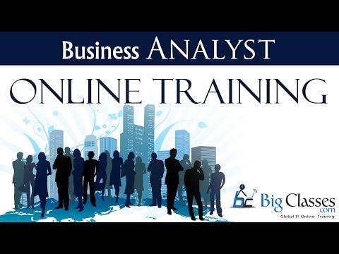 Business Analyst Online Training   BA Tutorials