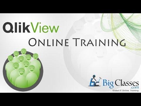 Qlikview Online Training   Qlikview Video Tutorials