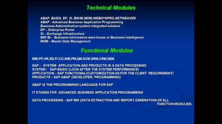 SAP MM Online Training and Placement - SAP MM DEMO - Crescent IT Solutions