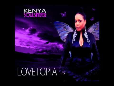 Kenya SoulSinger-Lovetopia
