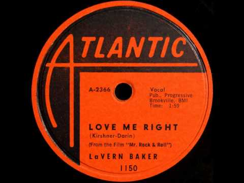 "Lavern Baker - Love Me Right (Dj ""S"" Bootleg Bonus Beat Extended Re-Mix)"