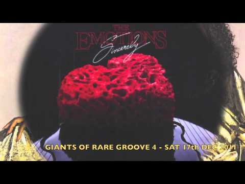 GIANTS OF RARE GROOVE 4 - SAT 17th DEC 11 (Mixtape)