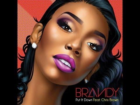Brandy Feat Chris Brown Put It Down Official Makeup Tutorial