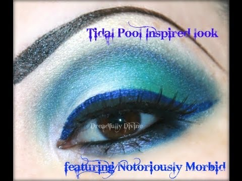 Tidal Pool inspired look featuring Notoriously Morbid