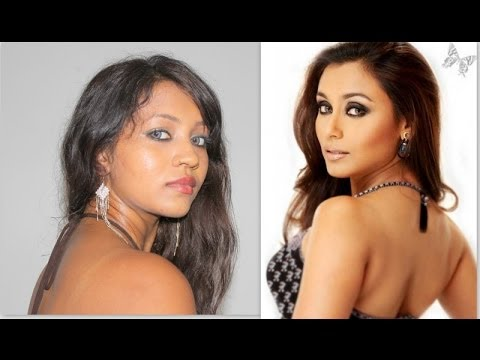 Smoky Eye Makeup Inspired By Rani Mukarji