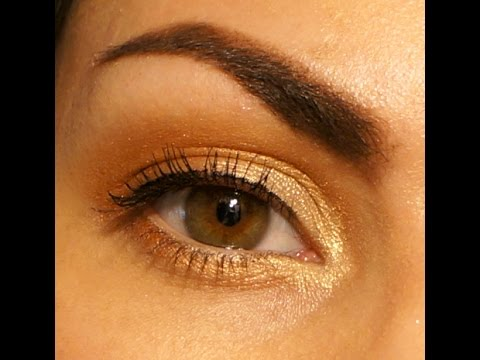 """Natural"" eyeshadow tutorial feat U-Notyce Cosmetics"