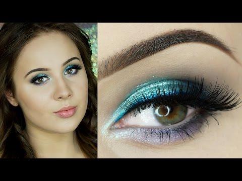 ※ EMERALD GODDESS ※ tutorial makijażu | makeup tutorial | GlamDiva