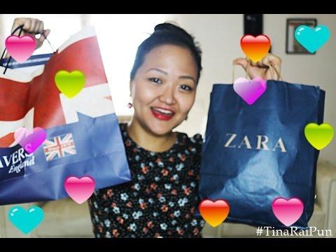 Haul: Zara, Pavers England, Jabong.com, Pantaloons & More!