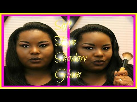 #SoftGlam Eyeshadow Look