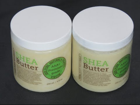 Product Review Featuring Shea Butter From Pure Body Naturals