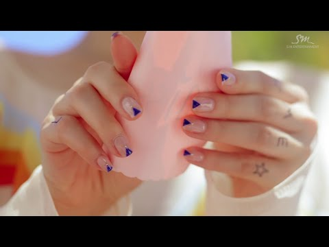 KPOP Nails: Girls' Generation TAEYEON 'Starlight and 'Why' 소녀시대 태연 네일아트