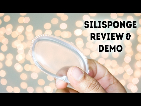SiliSponge Review & Demo