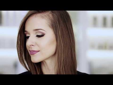 Makeup transformation | Easy warm cut crease