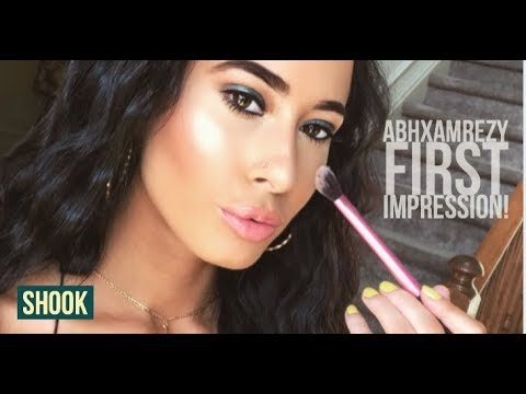 ABHxAMREZY HIGHLIGHT FIRST IMPRESSIONS + SWATCHES ♡