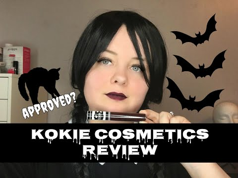 Wednesday Reviews | Kokie Cosmetics | Kissable Liquid Lipstick in Shadowy