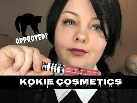 Wednesday Reviews | Kokie Cosmetics | Kissable Liquid Lipstick in Desire