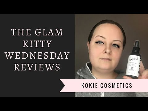 Wednesday Reviews | Kokie Cosmetics | Hydrating Setting Spray