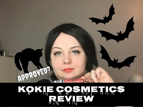 Wednesday Reviews | Kokie Cosmetics | Kissable Liquid Lipstick in Dolled Up