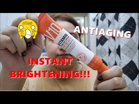 SOME BY MI V10 Vitamin Tone-Up Cream | Korean Skincare