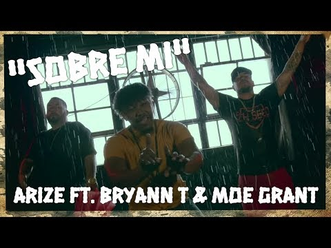 New Music! Christian Rap | Kingdom Muzic - Arize - Sobre Mi Ft. Bryann T & Moe Grant [Christian RAP in Spanish]