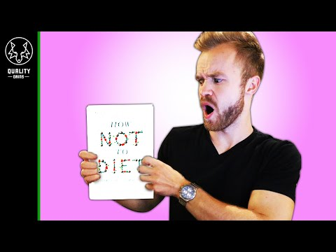 SECRET How Not To Diet Book Review - Michael Greger MD