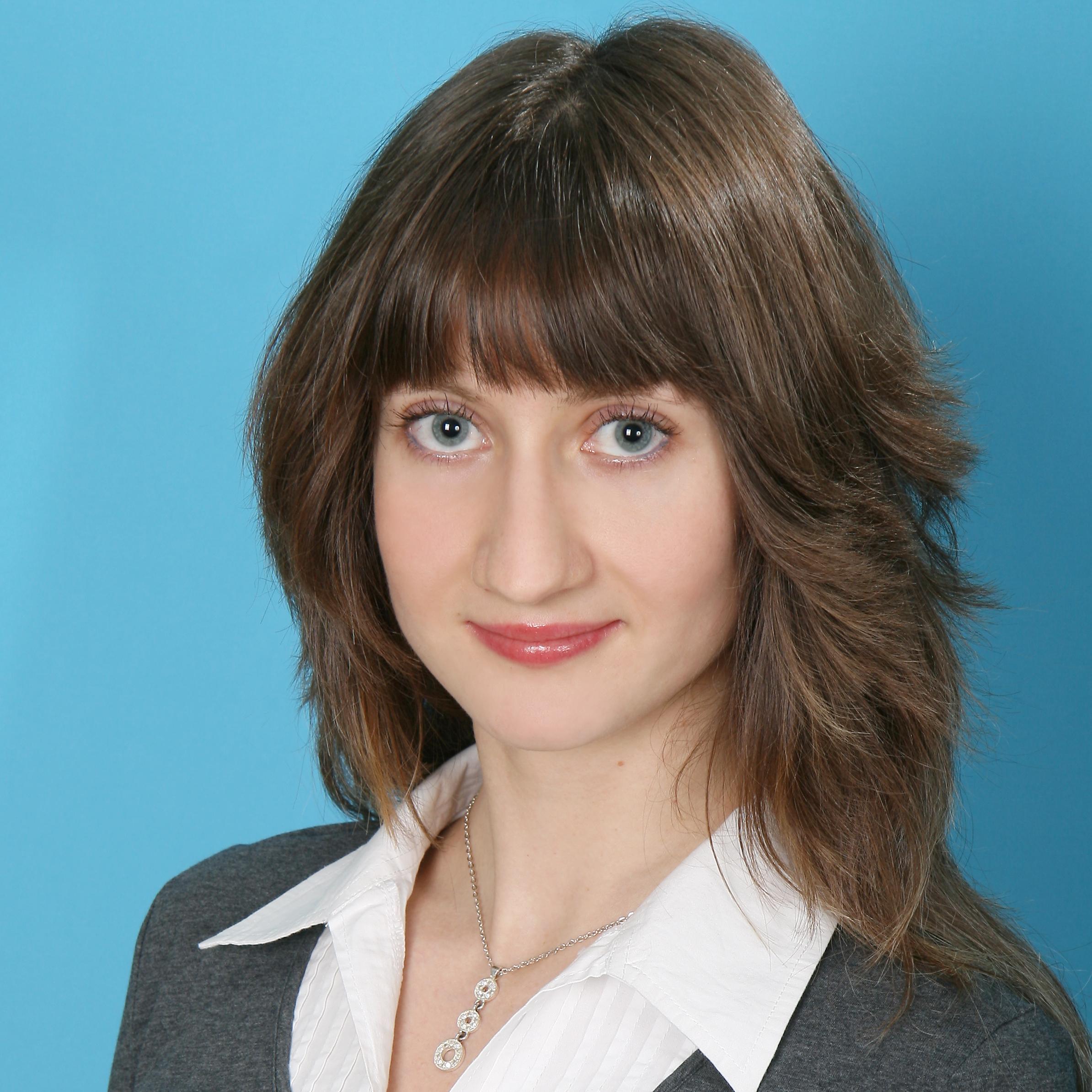 Агафонова Наталья Викторовна