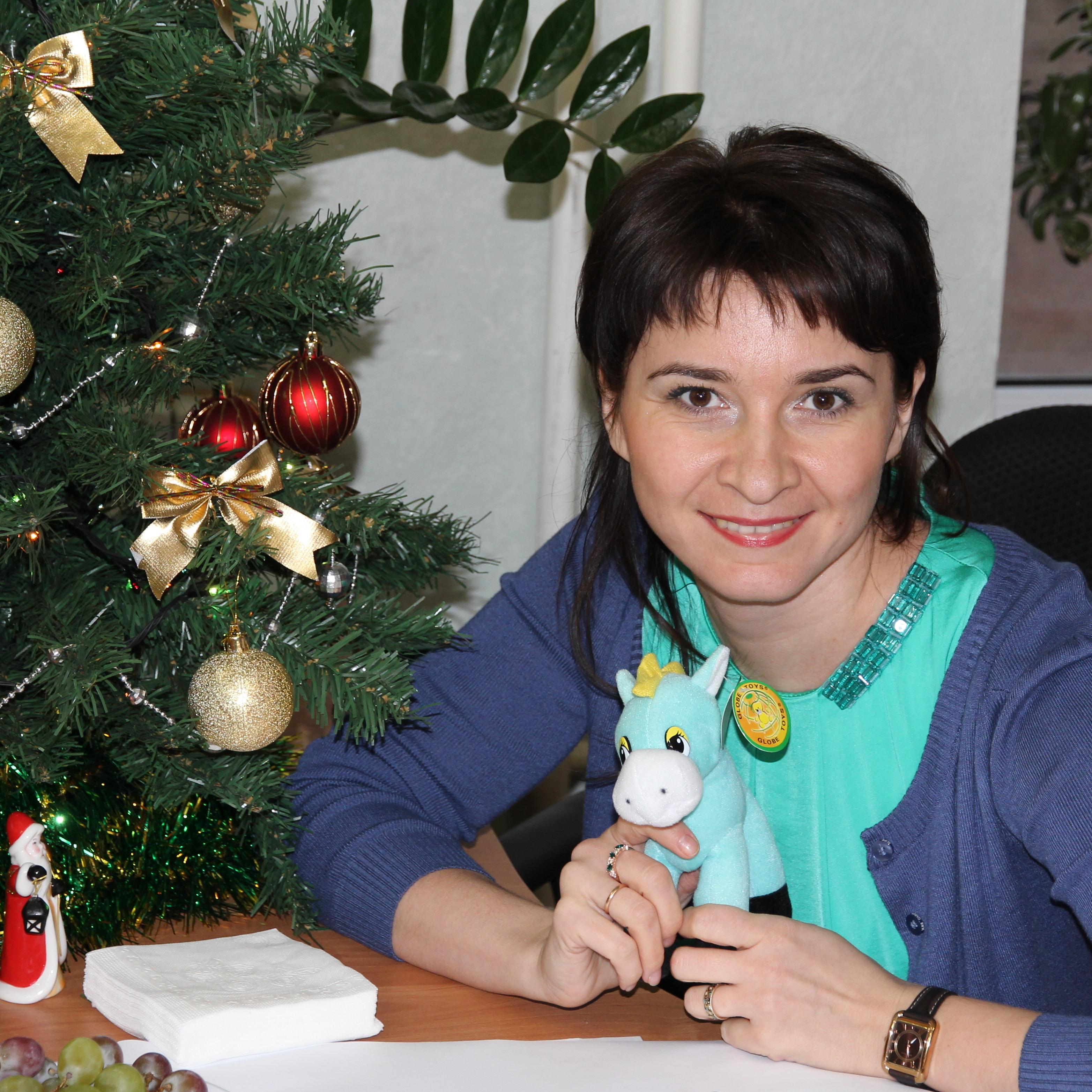 Наталья Ниденталь