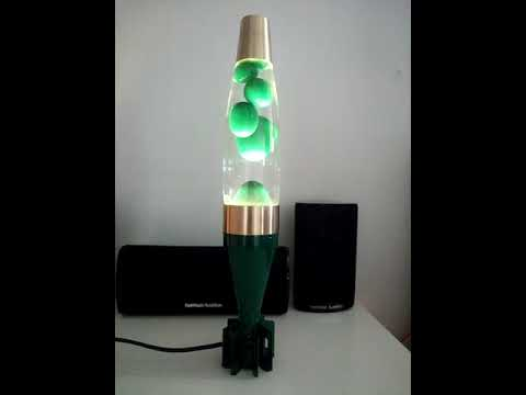 Custom Made 60mm Mortar Ammunition Lava Lamp