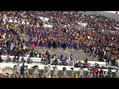 "Alcorn State University-"" Swag Surfin"" vs. Jackson State 2019"