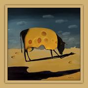 Γαλακτοφόρος αγελάδα για παραγωγή τυριών!