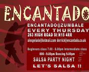 Salsa Classes Encantado@Zumbale Latin Club