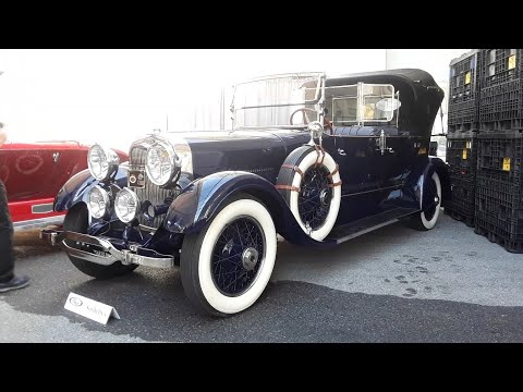1927 Lincoln Model L Imperial Victoria by Fleetwood At the 2019 RM Sotheby's,Hershey