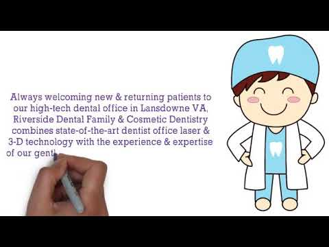Lansdowne Cosmetic Dentist - Riverside Dental Family & Cosmetic Dentistry