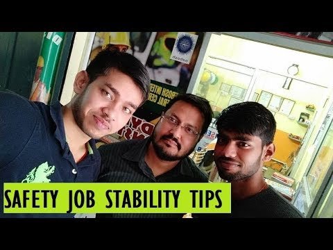 HOW TO GET SAFETY OFFICER JOB- SAFETY OFFICER JOB TRAINING IN PATNA