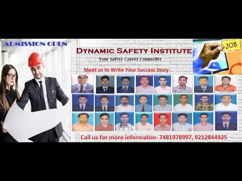 Industrial safety management course in Patna/ fire safety management