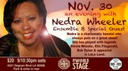 La La Land'z Bassist - NEDRA WHEELER - Ensemble & Guest