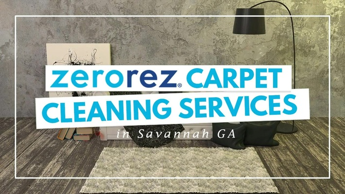 Safer and Greener Carpet Cleaning in Savannah, GA