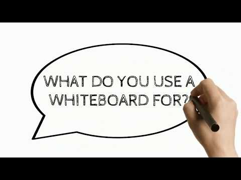 What are Whiteboards For?