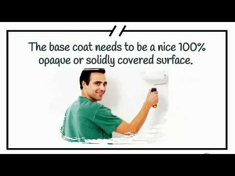 What's The Best Base Coat To Use With Whiteboard Paint?