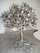 Geschmiedeter Baum