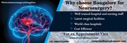 Affordable cost Neurosurgery in Bangalore