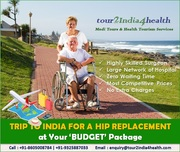 Trip to India for a Hip Surgery at Pocket Friendly Budget