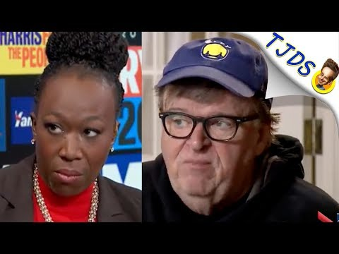 Michael Moore Joins MSNBC's McCarthy Smears Of Tulsi